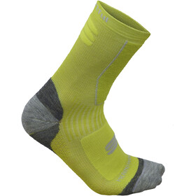Sportful Merino Wool 16 Socks yellow fluo